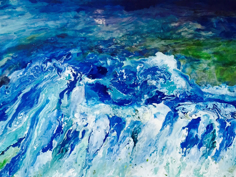 painting by Serena Micalizzi-Coyle